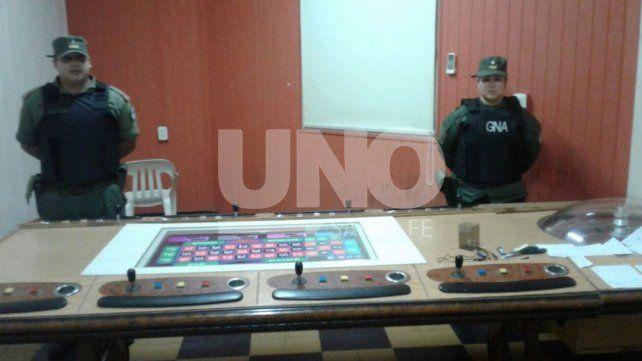 Cayeron presos 17 integrantes de una organización dedicada al juego clandestino en el sur provincial