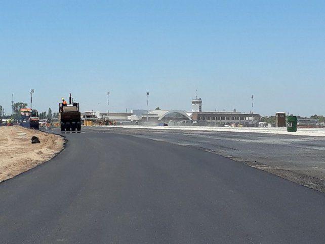 Expropian 18 hectáreas de campo para ampliar el aeropuerto de Rosario