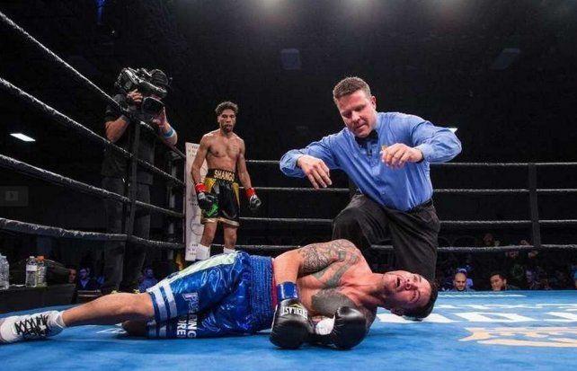 Dura derrota de Diego Chaves