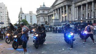 La Policía de la Ciudad de Buenos Aires será la encargada de la seguridad en el Congreso