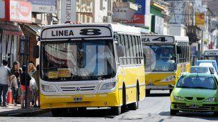 Transporte urbano: el municipio analiza el pedido de aumento de los empresarios