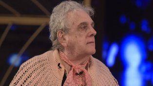 La emoción de Gasalla en la despedida de La Abuela del programa de Susana