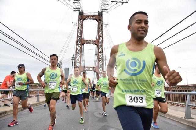 Pasó el Maratón de la Defensoría del Pueblo de Santa Fe