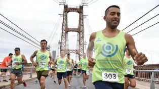 paso el maraton de la defensoria del pueblo de santa fe
