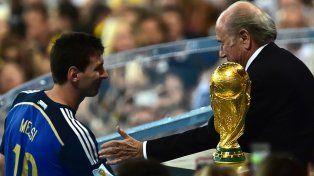 Messi: ¿Una final Argentina-España? Sería fantástico volver a estar en una