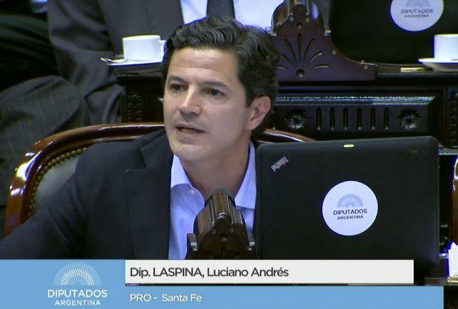Laspina dijo que en Santa Fe serán 132.000 los jubilados de la mínima que tendrán un aumento