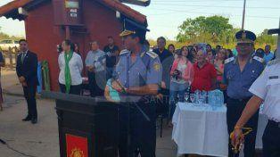 Primera muestra de destreza policial de cadetes del Instituto de Seguridad Pública