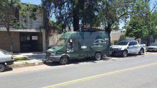 Buscan el cuerpo de Natalia Acosta en una vivienda de barrio Guadalupe residencial