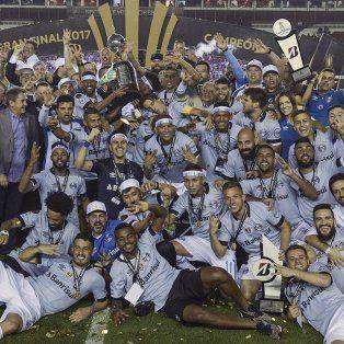 los 47 equipos que iran por el sueno de la copa libertadores
