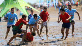 Santa Fe participó de los Juegos de Playa