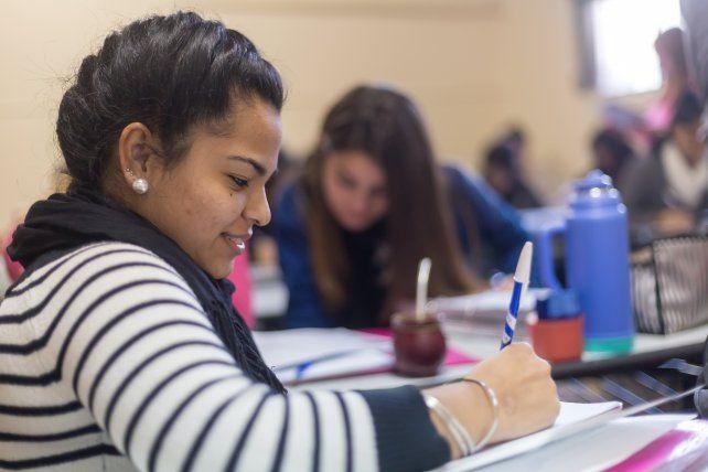 Foto. Escuela Normal Superior 2017- Gentileza Ministerio de Educación.