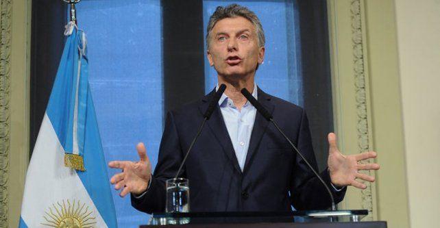 Tras la aprobación de la reforma, Macri hablará en conferencia de prensa