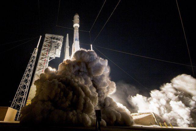Mirá las primeras imágenes del nuevo satélite meteorológico