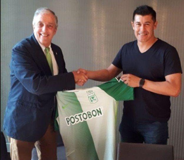 Almirón es el nuevo técnico de Atlético Nacional