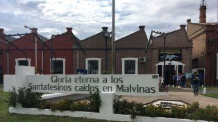 Excombatientes de Malvinas entregarán kits de materiales de trabajo
