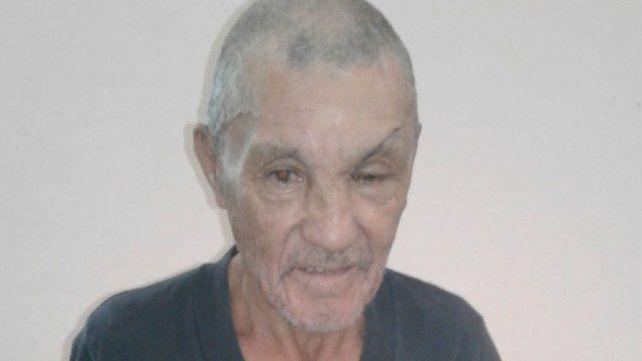 Se busca a familiares de Roque Fernández, internado en el Hospital Sayago de Santa Fe