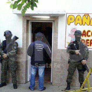 Desbaratados. El jueves 15 de octubre la Brigada de Drogas de San Javier detuvo a los miembros de la pequeña organización narco.