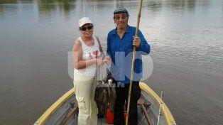 Salieron a pescar y no volvieron: buscan a un matrimonio en arroyo Potreros