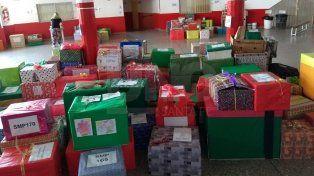 Por la solidaridad de miles de santafesinos, más de 560 familias tendrán una Navidad diferente