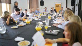 Fondo de Obras Menores: una reunión para terminar con la discriminación a Santa Fe y Rosario