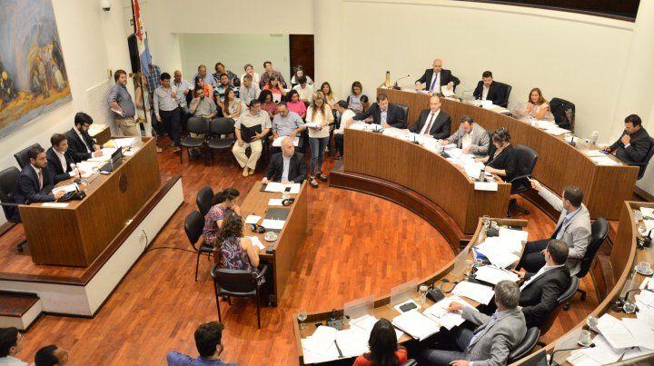 El rechazo por la eliminación del Fondo Sojero también se escuchó en el Concejo Municipal