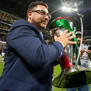 el monterrey de mohamed se corono campeon de la copa mexico