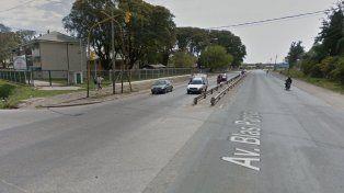 Se mató un policía de 23 años al perder el control de la moto que manejaba