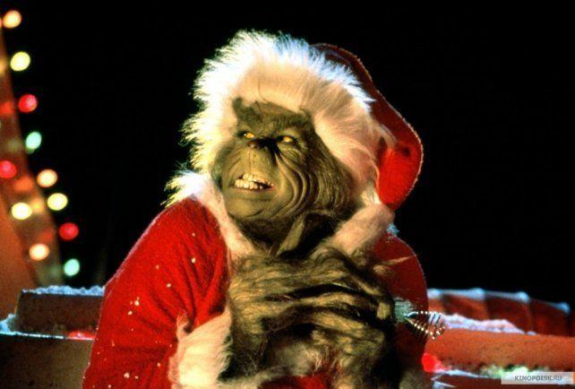 Detuvieron al Grinch por querer robarse la Navidad
