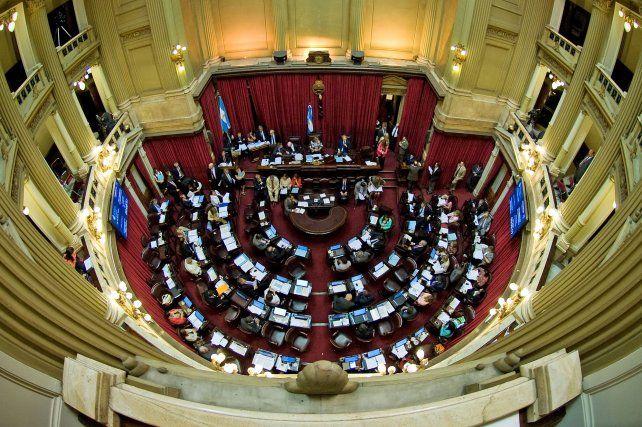 En la última sesión del año el Senado tratará el miércoles la reforma tributaria