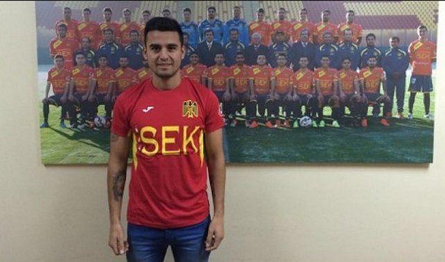 Juan Rivas jugará en Ecuador