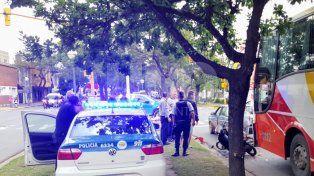 Persiguieron y aprehendieron a un delincuente tras robar una moto