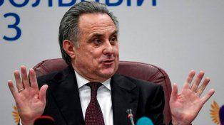 El presidente de la Federación de Rusia se va por el escándalo de dóping