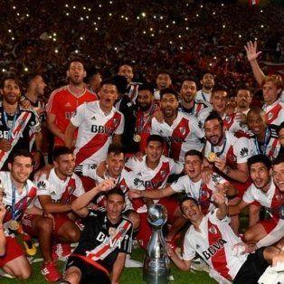 river despide el ano como el mejor equipo argentino en el ranking mundial