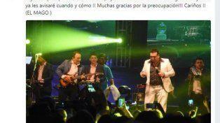 Con un fuerte mensaje, La Nueva Luna anunció que seguirá tocando: ¿quién será su nuevo cantante?