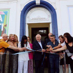 lifschitz inauguro la casa lgbti en la ciudad de santa fe