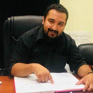¿quien es el presidente comunal santafesino que decidio bajarse el sueldo?