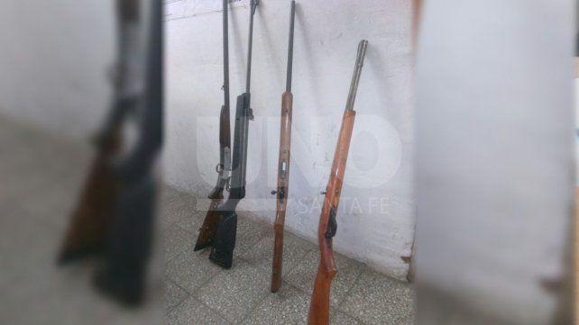 Detuvieron a un menor y secuestraron cuatro escopetas por el doble crimen de Bº Los Troncos