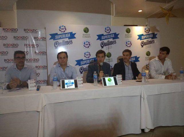 Todo el programa oficial de lo que le resta jugar a la Superliga Argentina