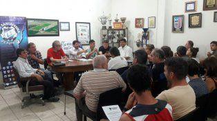 La Liga Santafesina realizó su Asamblea General