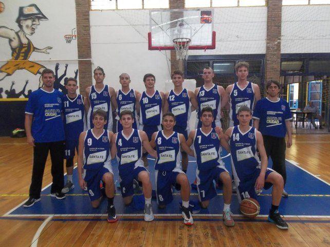 La Asociación Santafesina organizará el Provincial U17
