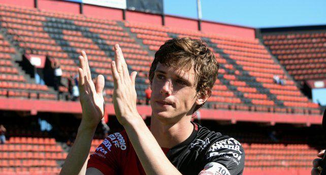 Germán Conti: Me gustaría jugar en el Benfica