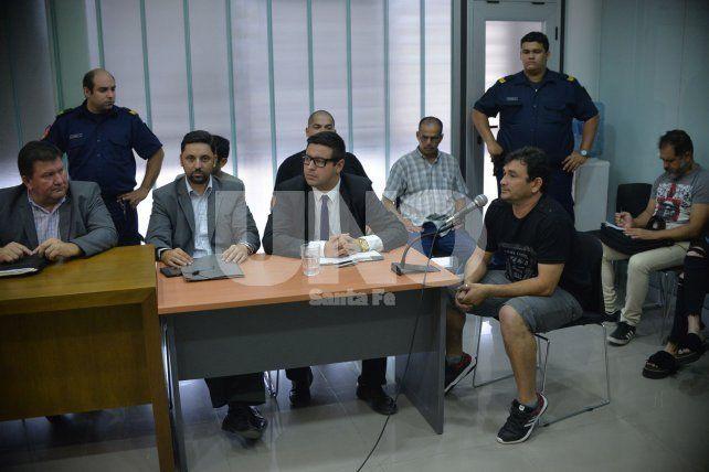 Los barras de Patronato acordaron penas condicionales en un juicio abreviado