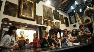 La historia y el arte se exhiben en los museos de la ciudad
