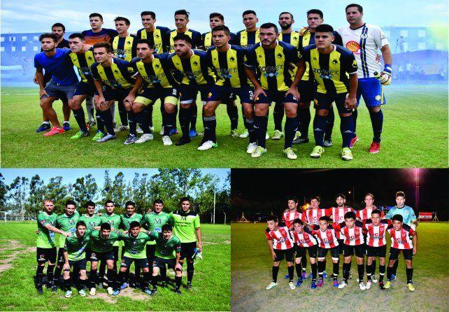 Los tres equipos de la Liga integrarán la Zona 9 del Federal C