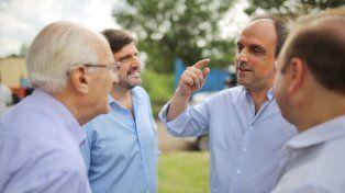 José Corral: Barrio Jesuitas es un buen ejemplo de trabajo en equipo
