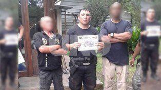 El agente Facundo Solís había sido denunciado por violencia de género