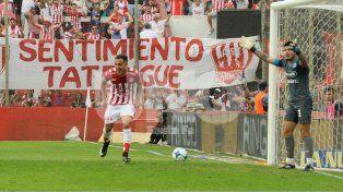 Fragapane: Estaba desesperado por hacer un gol