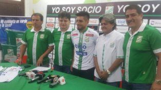 Un exjugador de Unión firmó con un equipo que jugará la Libertadores