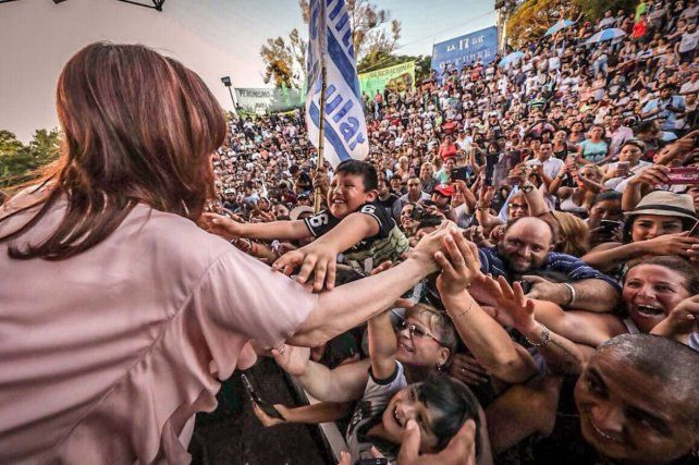 Cristina: No vayamos más para atrás