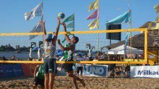 Santa Fe y Santo Tomé serán escenario del Circuito Provincial de beach vóley